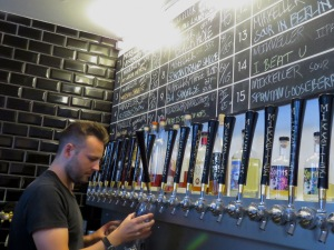 Mikkeller Brewery Male Bartender