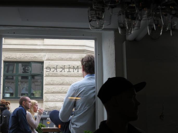 Mikkeller Brewery Window