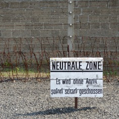 Neutrale Zone Sachsenhausen Concentration Camp Memorial - Learn more at www.beautifulfillment.com