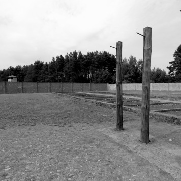 Torture - Sachsenhausen Concentration Camp Memorial - Learn more at www.beautifulfillment.com