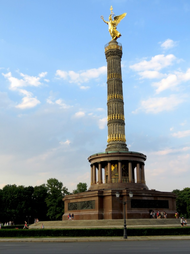 Victory Tower Berlin - Read More at www.BeautiFulfillment.com