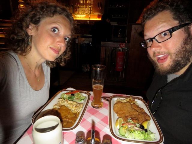 Wiener Schnitzel in Berlin - Read More at www.BeautiFulfillment.com