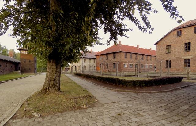 Auschwitz Camp - Read more at www.beautifulfillment.com