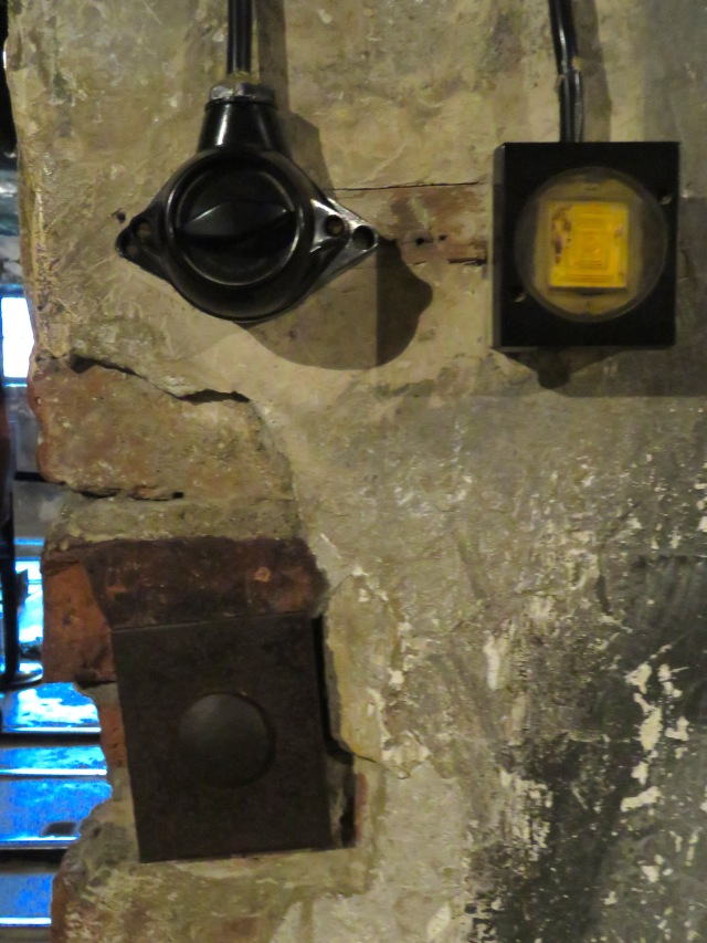Auschwitz Gas Chamber On Off Switch - Read more at www.beautifulfillment.com