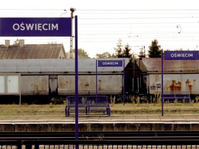 Auschwitz Railroad - Read more at www.beautifulfillment.com