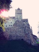 Bran Castle Classic View - Anika Mikkelson www.MissMaps.com