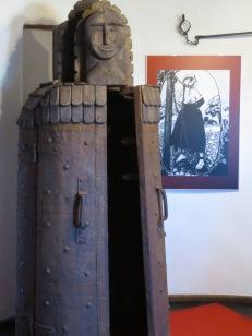 Bran Castle Torture Chamber - Anika Mikkelson www.MissMaps.com