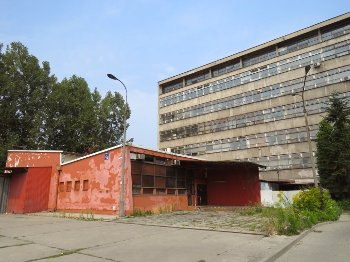 Communist Era Buildings Krakow - Read more at www.beautifulfillment.com