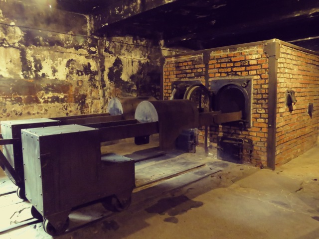 Gas Chamber Ovens Auschwitz - Read more at www.beautifulfillment.com