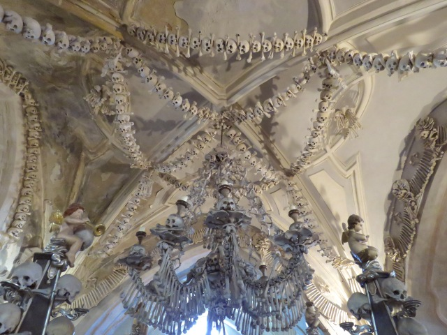 Sedlec Ossuary Kutna Hora - Read more at www.beautifulfillment.com