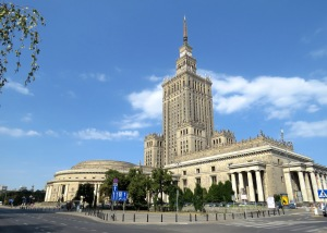 Palace of Culture and Science - Warsaw, Poland- Read more at www.MissMaps.com