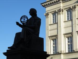 Nicolaus Copernicus Monument, Warsaw