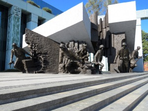 Heroes of the Warsaw Uprising - Warsaw, Poland