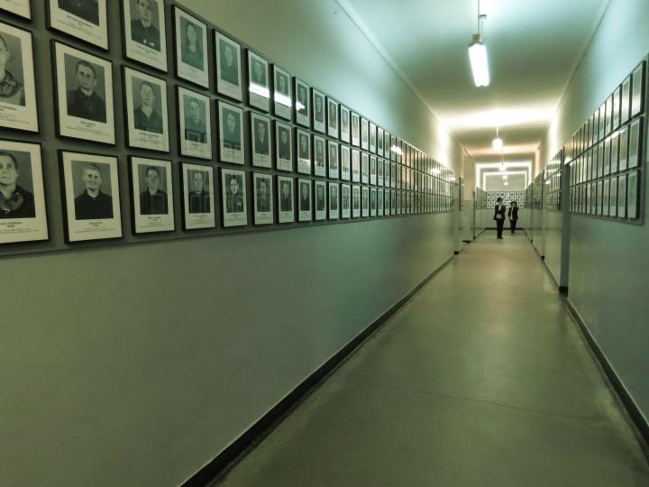Jewish Hall Auschwitz - Read more at www.beautifulfillment.com