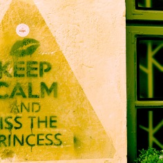 Keep Calm Princess - Lviv by Anika Mikkelson - www.MissMaps.com