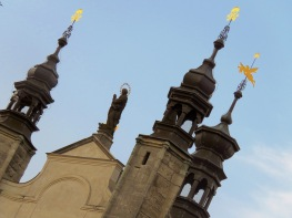 Kutna Hora Bone Church Exterior - Read more at www.beautifulfillment.com