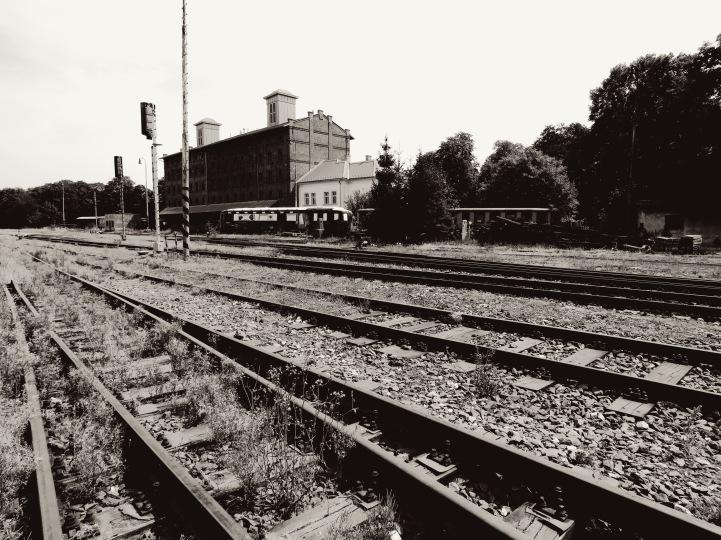 Kutna Hora Rails - Read more at www.beautifulfillment.com