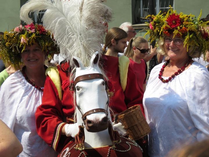 Lajkonik the Horse - Krakow - Read more at www.beautifulfillment.com