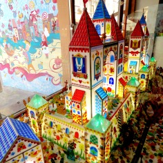 Lviv Candy Castle by Anika Mikkelson - www.MissMaps.com