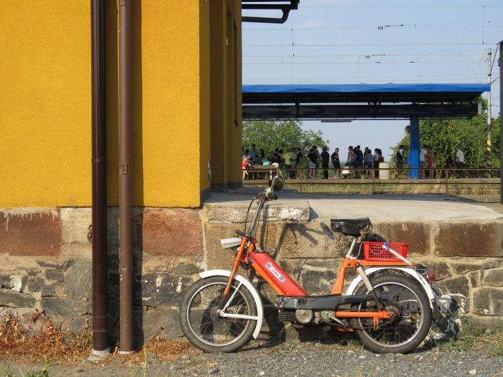 Motor Bike Kutna Hora - Read more at www.beautifulfillment.com