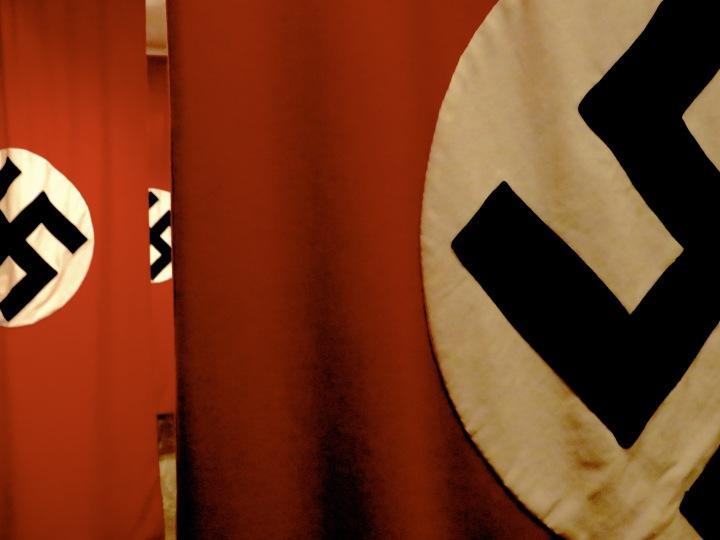 Nazi Flags Krakow - Read more at www.beautifulfillment.com