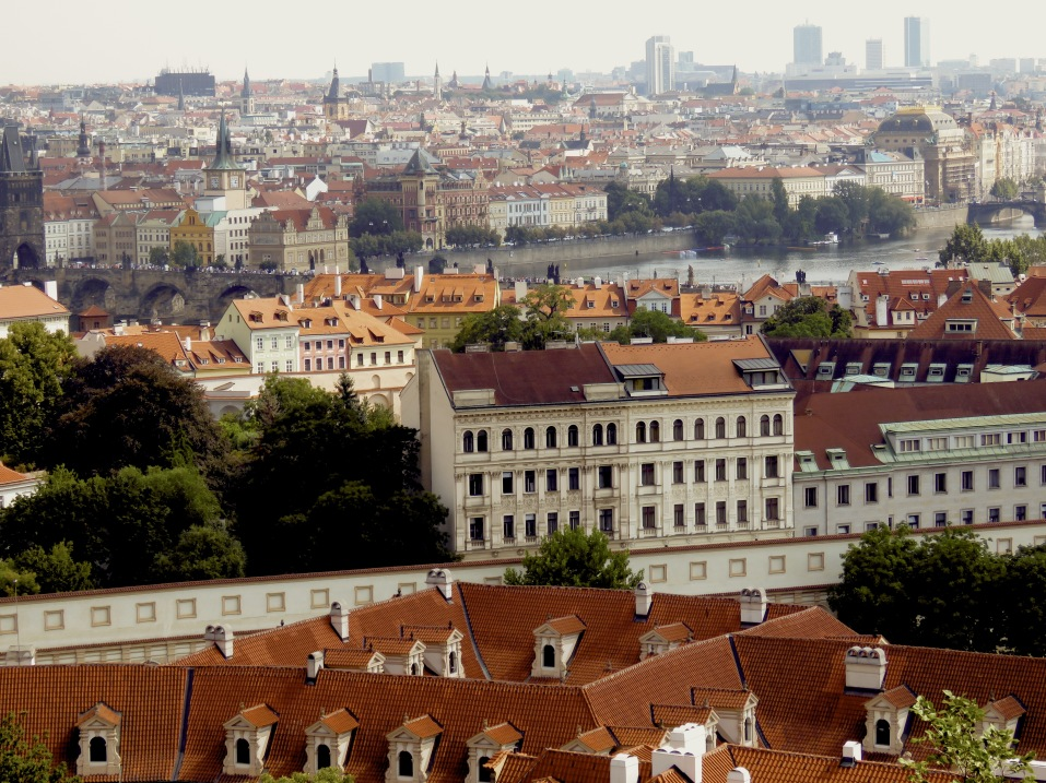 Prague From Above - Read more at www.beautifulfillment.com