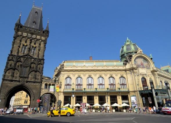 Prague Gate - Read more at www.beautifulfillment.com