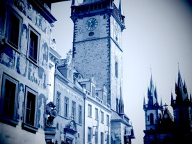 Prague Main Square - Read more at www.beautifulfillment.com