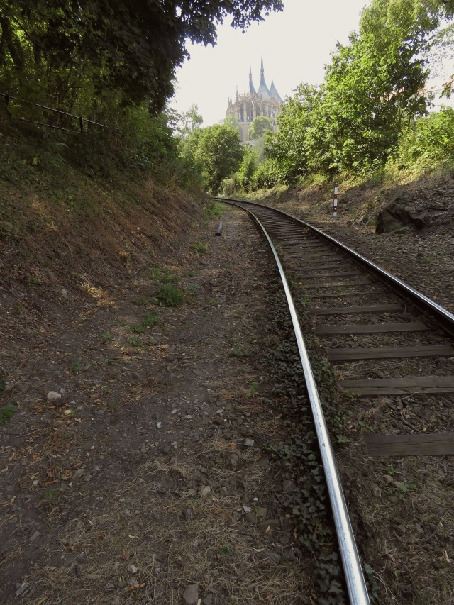 Railroad to Nowhere Kutna Hora - Read more at www.beautifulfillment.com