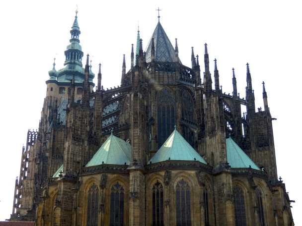 Saint Vitus Cathedral Prague - Read more at www.beautifulfillment.com