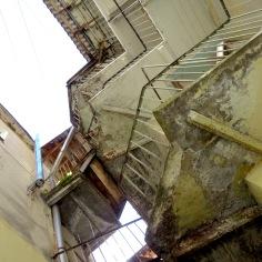 Scattered Staircases - Lviv Ukraine
