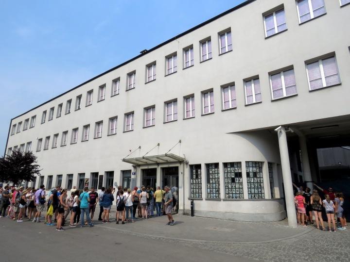 Schindlers Workshop Krakow - Read more at www.beautifulfillment.com