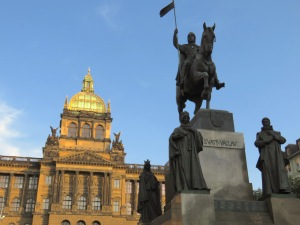 Wenceslas Square - Prague- Read more at www.beautifulfillment.com