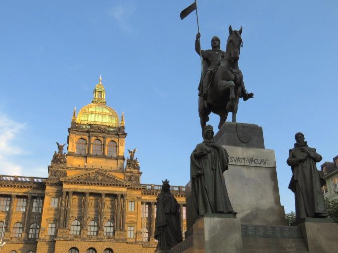 Wenceslas Square - Prague- Read more at www.beautifulfillment.com