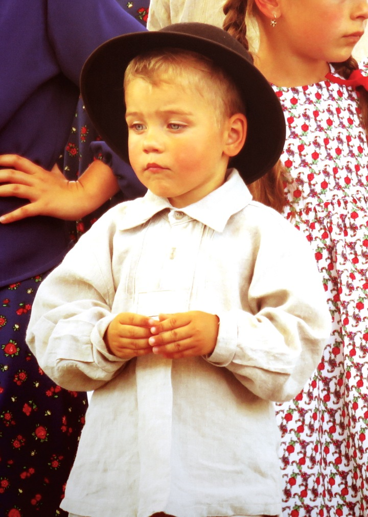 Young Boy Krakow