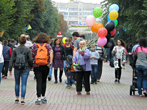 Babushka Balloons - Khmelnetskyi, Ukraine - by Anika Mikkelson - Miss Maps