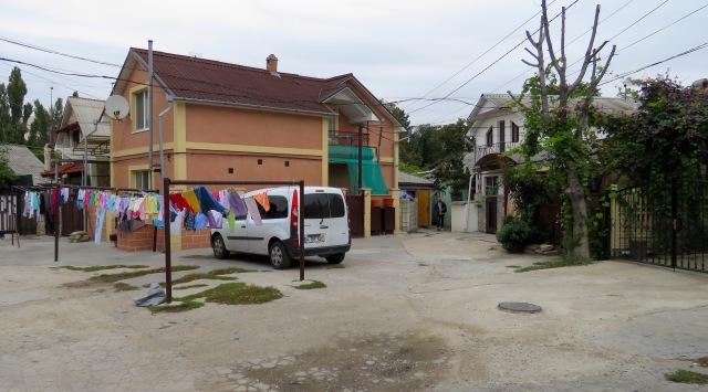 Back Alleys and Backyards - Chisinau, Moldova by Anika Mikkelson www.MissMaps.com