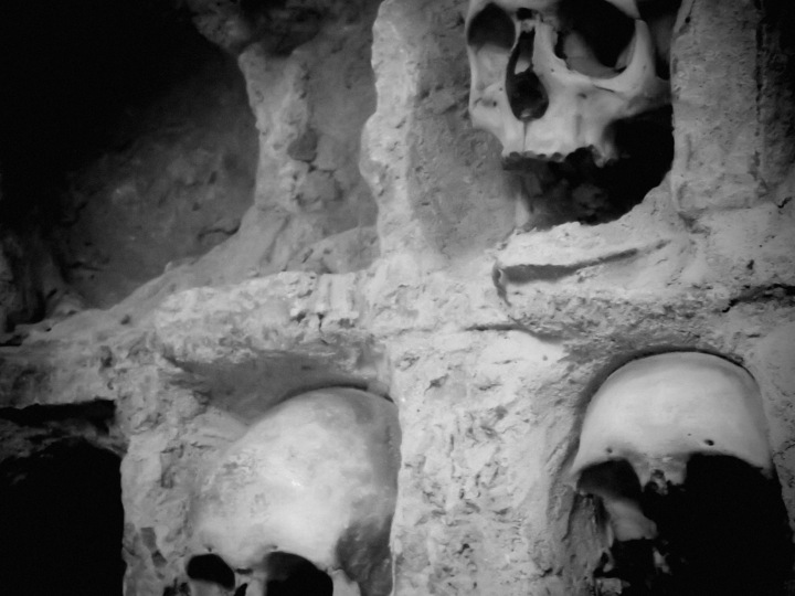 Spooky Skulls - The Skull Tower of Nis, Serbia