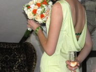 Sneaking a Sip at the Wedding - Khmelnetskyi, Ukraine - by Anika Mikkelson - Miss Maps