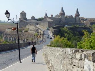 Kamianets-Podilskyi Castle - Photo by Anika Mikkelson, MissMaps.com