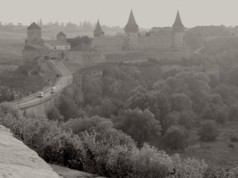 Kamianets-Podilskyi Palace - Photo by Anika Mikkelson, MissMaps.com