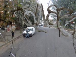 Out the Bus Window Ukraine - Anika Mikkelson - www.MissMaps.com