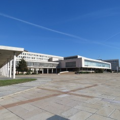 Palace of Serbia - Belgrade