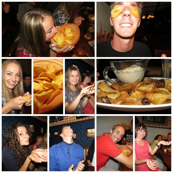 Potatoes in Ukraine - Read more at www.MissMaps.com