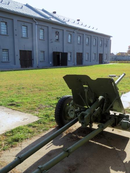Prisoner's Barracks - Concentration Camp Nis, Serbia