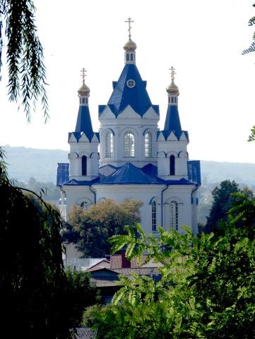 Saint George's Cathedral Kamianets-Podilskyi - Photo by Anika Mikkelson, MissMaps.com