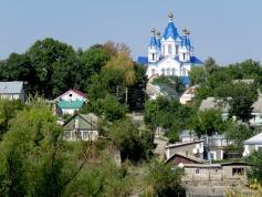Saint George's Orthodox Church in Kamianets-Podilskyi - Photo by Anika Mikkelson, MissMaps.com