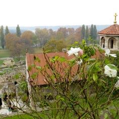 Saint Petka Chapel Overlooking the Danube River - Belgrade, Serbia