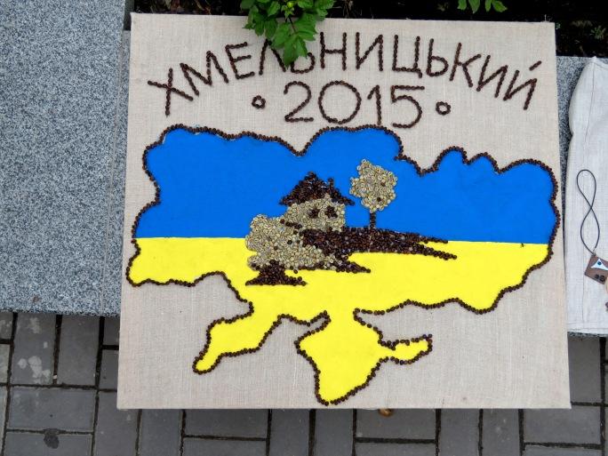 Seeds of Blue and Gold Ukraine - Anika Mikkelson - www.MissMaps.com