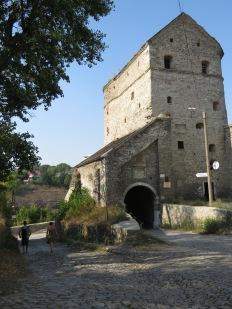 Stephen Bathory Gate in Kamianets-Podilskyi - Photo by Anika Mikkelson, MissMaps.com
